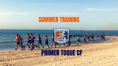 Summer Training Primer Toque CF 2019.